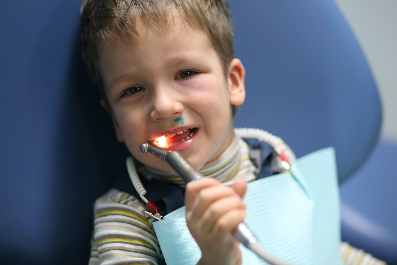 Адаптаци к стоматологии