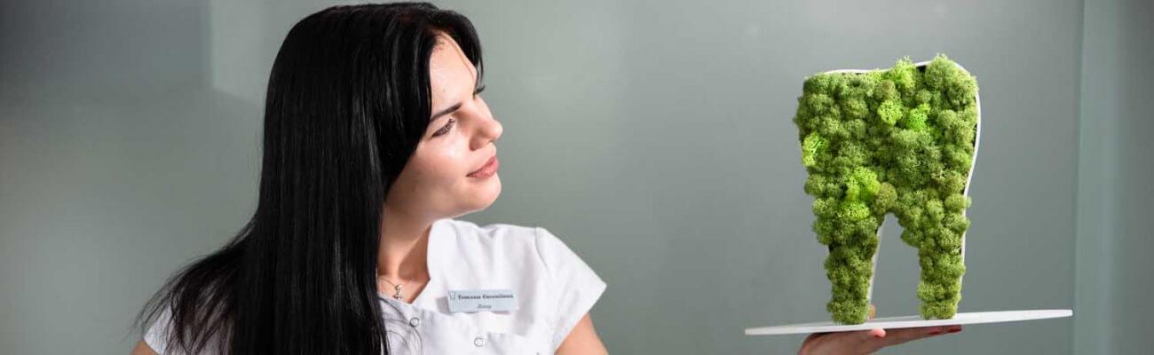 Профессиональный подход к здоровью ваших зубов