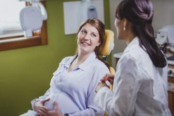 Как справиться с зубной болью при беременности